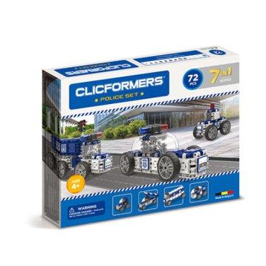 클릭포머스 경찰세트 72PCS