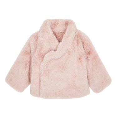 핑크퍼자켓