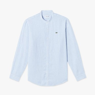 [엘롯데] 남성 스트라이프 린넨 셔츠 LCST CH120E-19BAEY