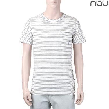 나우(nau) 파르 반팔 스트라이프 티셔츠 1NUTSM8013M-IL