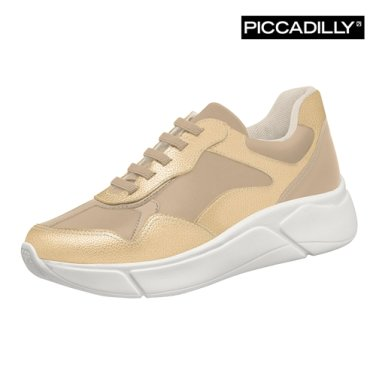 [PICCADILLY] 피카딜리 19AW 986002 스니커즈_누드 (PD-986002-NUDE)