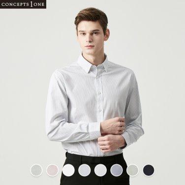 남성 코튼 스트레치 이지케어 셔츠 (10040101)