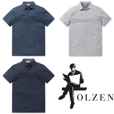 [올젠]수피마 슬럽 티셔츠(ZOZ2TT1320 3종 택1)as