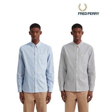 [S/S상품] 버티컬(세로) 스트라이프 셔츠 2종 AFPM1915556