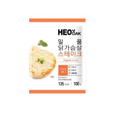 [특가] 일품 닭가슴살 스테이크 100g 4종 20팩