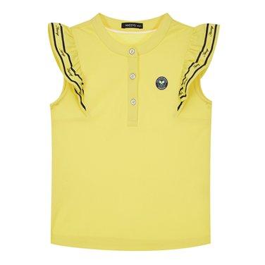 YE코튼 폴리 티셔츠(E_HPM22TC63M-YE)