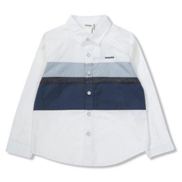 남아남아 컬러 배색 셔츠 (R1912B323_01)
