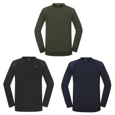 ENCOS(엔코스) 남성 라운드 티셔츠 (DMW18231)