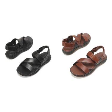 [2.ZEROGRAND Multi Strap Sandal] 남성 샌들 2종택일 CHSO9E021
