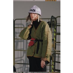 [TAZE] Tenzing Quilted Jacket 2종(TZFW33E)
