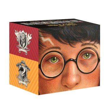 Harry Potter 1-7 Special Edition Boxed Set 해리포터 20주년 스페셜 미국판 (Paperback)