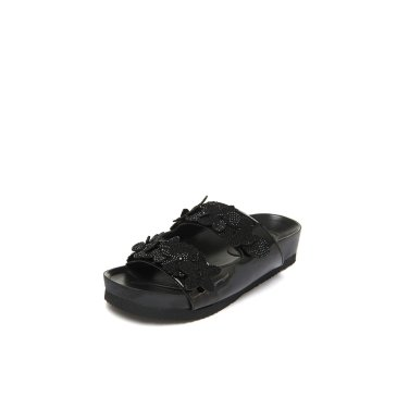 [슈콤마보니Minimarch sandal(black)DG2AM19018BLK