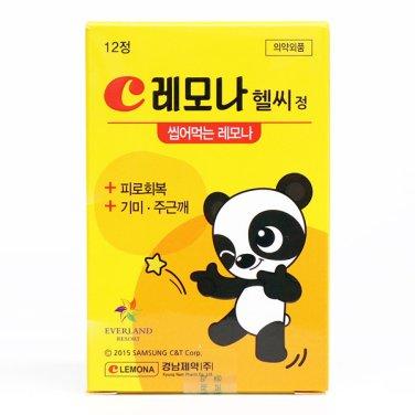 경남제약 레모나 헬씨정12T / 무료배송