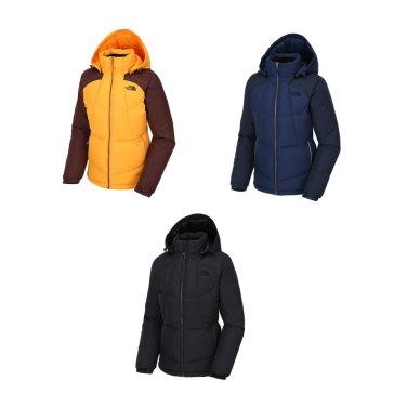 W'S POKHARA DOWN JACKET [NFJ1DG87] 여성용 포카라 다운 자켓