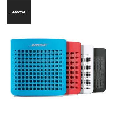 보스 사운드링크 컬러 2 블루투스 스피커 BOSE SoundLink Color II Bluetooth speaker