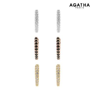 [EL] AUSTRAL 원터치 링 귀걸이 3종 택1
