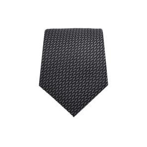 [2020 S/S 남자선물추천] 그레이 패턴 실크혼방 넥타이 MANE0E131G3