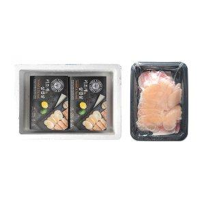 남도장터/몽이 키조개 관자&삼겹살 1+1 (300g+300g)