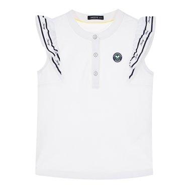 WT코튼 폴리 티셔츠(E_HPM22TC63M-WT)