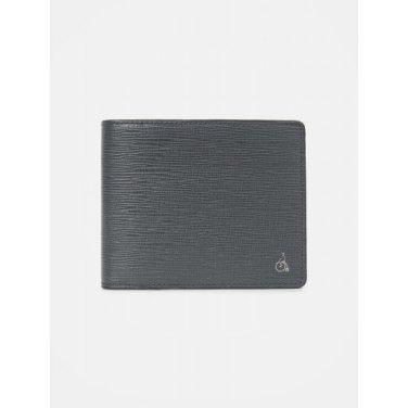 로얄 빈 반지갑 - Ash (BE98A3M234)