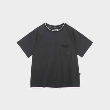 스포츠 로고포켓 반팔 티셔츠 (DW1J1WTTS533U)
