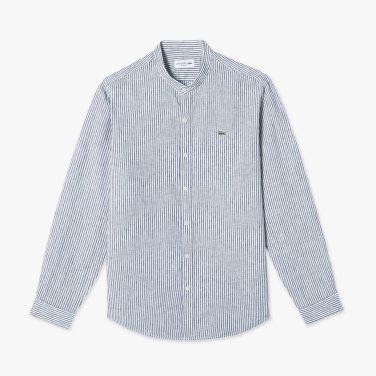 [엘롯데] 남성 스트라이프 린넨 셔츠 LCST CH120E-19B166