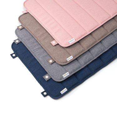 쿠션탈착용 원목 스텝 사뿐(SAPPUN)-cushion