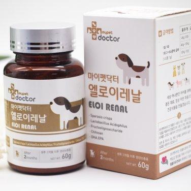 엘로이레날 강아지 영양제 신장