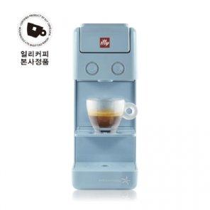 프란시스 Y3.2캡슐 커피 머신(라이트 블루)