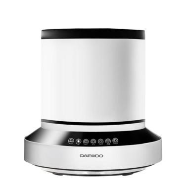 초음파 가습기 DEH-F3500 [롱노즐 / 리모콘형 / 3L / 20시간 /LED 무드등]