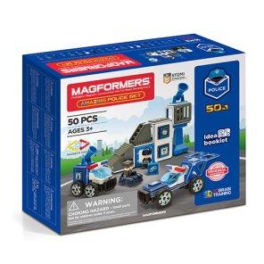 맥포머스 어메이징 폴리스 경찰 50PCS(부산본점)