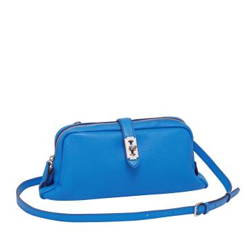 [vunque] Toque Clutch (토크 클러치) Cerulean blue VQA91CU2041