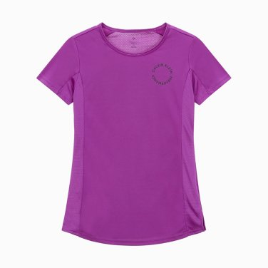 스페이스 라인 기능성 반팔 티셔츠 4WF9K191-511