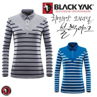 블랙야크 여성용 등산기능성 카라티셔츠 벨루가티셔츠-2