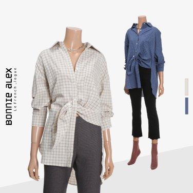 디자인 포인트 루즈핏 셔츠 BDSB650