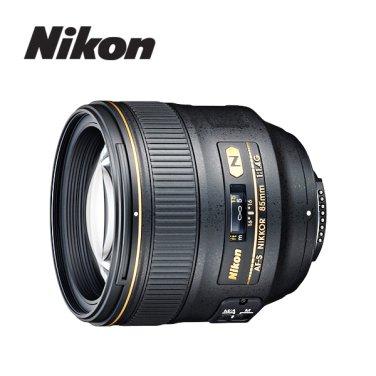 AF-S NIKKOR 85mm f/1.4G 렌즈