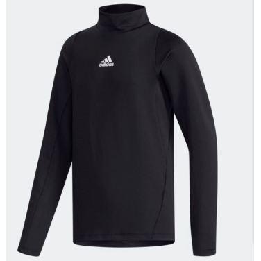 B TR 클라이마웜 모크넥 티셔츠 (EC9229J)