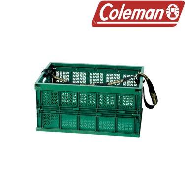 [판매중단]콜맨 벨트 컨테이너 L 그린 170-6810