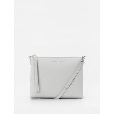 페비 클러치 크로스백 - White (BE01D3W121)