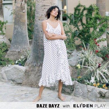 [데이즈데이즈] DAZE DAYZ  ALICE RUFFLE DRESS (D9M155)