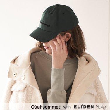 [우아솜메] Ouahsommet SYNTHETIC BALL CAP [GREEN] (OBBCP001A)