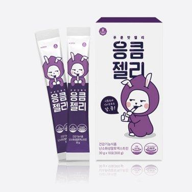 푸룬맛젤리 응큼젤리(30g*10포) / 무료배송