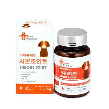 시몬조인트 강아지 영양제 관절