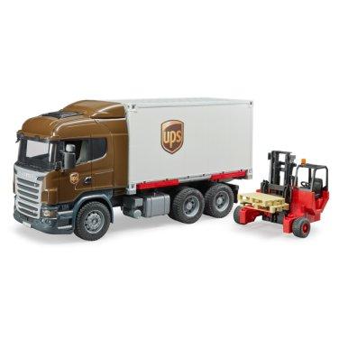 [브루더] 스카니아 UPS 물류 트럭 BR03581