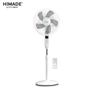 전자식 스탠드 선풍기 HM-1617EF1 [40cm / 초미풍 / 리모컨 조절]