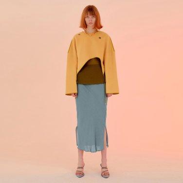 Salang Skirt Slit_Sky Blue (JC20SSSK27SBS)
