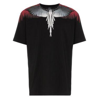 19SS 마르셀로 불론 윙 티셔츠 2종 CMAA018R1900