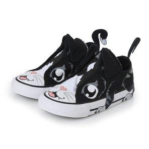 척테일러 올스타 인펀트 고양이 블랙 761970C01