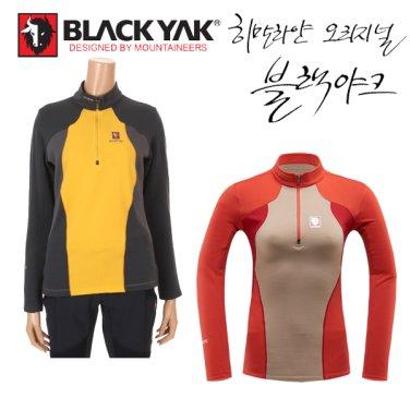 가을/겨울 여성용 등산기능성 폴라텍티셔츠 B3XP15티셔츠-2