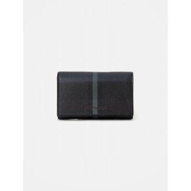 빈폴 헤릿 키지갑 - Black (BE02A3M105)